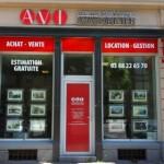 Gros plan sur l'agence AVI de Strasbourg (67)