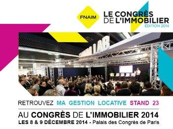 blog-mgl-congres-FNAIM-2014 Ma Gestion Locative au Congrès de l'Immobilier 2014