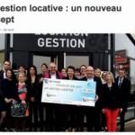 Ouest France parle du nouveau concept de Ma Gestion Locative