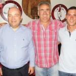 Fabrice Houlé nouveau Président du club de foot d'Olonne-sur-Mer